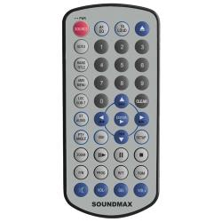 Автомагнитола SoundMAX SM-CMMD6511G