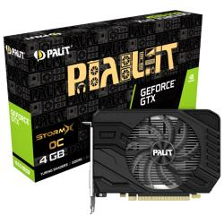 Видеокарта Palit GeForce GTX 1650 SUPER StormX OC 4GB (NE6165SS18G1-166F)