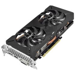 Видеокарта Palit GeForce GTX 1660 SUPER 1530MHz PCI-E 3.0 6144MB 14000MHz 192 bit DVI HDMI DisplayPort HDCP GP OC