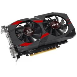 Видеокарта ASUS Cerberus GeForce GTX 1050 Ti OC 4GB (CERBERUS-GTX1050TI-O4G)