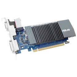 Видеокарта ASUS GeForce GT 710 Silent LP 1GB (GT710-SL-1GD5-BRK)