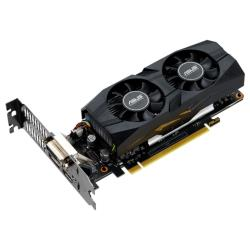 Видеокарта ASUS GeForce GTX 1650 OC 4GB (GTX1650-O4G-LP-BRK)