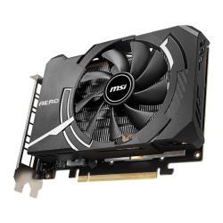 Видеокарта MSI GeForce GTX 1660 AERO ITX 6G OC