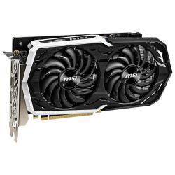 Видеокарта MSI GeForce GTX 1660 Ti ARMOR 6G OC