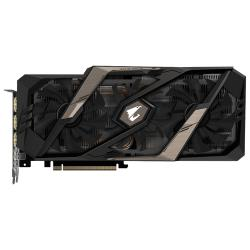 Видеокарта GIGABYTE AORUS GeForce RTX 2080 1845MHz PCI-E 3.0 8192MB 14000MHz 256 bit 3xHDMI 3xDisplayPort HDCP