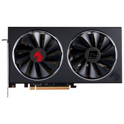 Видеокарта PowerColor Red Dragon Radeon RX 5700 XT 1650Mhz PCI-E 4.0 8192Mb 14000Mhz 256-bit HDMI 3xDisplayPort HDCP OC