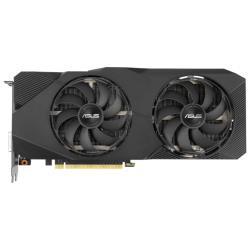Видеокарта ASUS Dual GeForce RTX 2060 SUPER EVO Advanced edition 8GB (DUAL-RTX2060S-A8G-EVO)