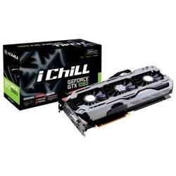 Видеокарта INNO3D GeForce GTX 1080 1759Mhz PCI-E 3.0 8192Mb 10400Mhz 256 bit DVI HDMI HDCP X4
