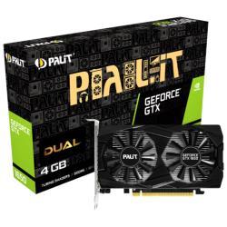 Видеокарта Palit GeForce GTX 1650 Dual 4GB (NE5165001BG1-1171D)