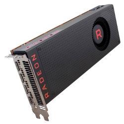 Видеокарта AMD Radeon RX Vega 56 1156Mhz PCI-E 3.0 8192Mb 1600Mhz 2048 bit HDMI HDCP