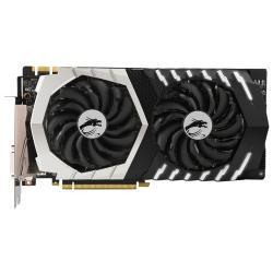 Видеокарта MSI GeForce GTX 1070 Ti 1607MHz PCI-E 3.0 8192MB 8008MHz 256 bit DVI HDMI HDCP Titanium