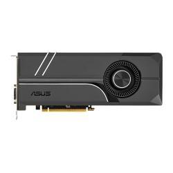 Видеокарта ASUS Turbo GeForce GTX 1070 Ti 1607MHz PCI-E 3.0 8192MB 8008MHz 256 bit DVI 2xHDMI 2xDisplayPort HDCP