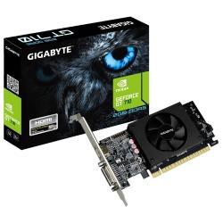 Видеокарта GIGABYTE GeForce GT 710 2GB (GV-N710D5-2GIL)