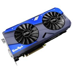 Видеокарта Palit GeForce GTX 1080 Ti 1493Mhz PCI-E 3.0 11264Mb 11000Mhz 352 bit DVI HDMI HDCP GameRock