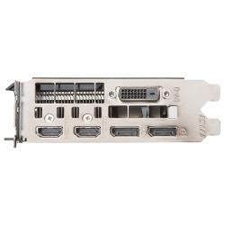 Видеокарта MSI GeForce GTX 1060 1544Mhz PCI-E 3.0 6144Mb 8008Mhz 192 bit DVI 2xHDMI HDCP AERO ITX OC