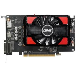 Видеокарта ASUS Radeon RX 550 1183Mhz PCI-E 3.0 4096Mb 7000Mhz 128 bit DVI HDMI HDCP
