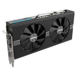 Видеокарта Sapphire Nitro+ Radeon RX 580 1411Mhz PCI-E 3.0 4096Mb 7000Mhz 256 bit DVI 2xHDMI HDCP