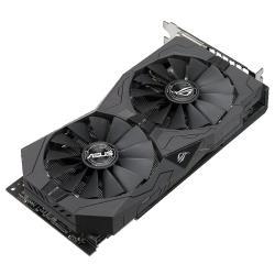 Видеокарта ASUS ROG Strix Radeon RX570 OC 4GB (ROG-STRIX-RX570-O4G-GAMING)