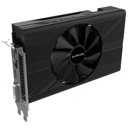 Видеокарта Sapphire Pulse ITX Radeon RX 570 1244Mhz PCI-E 3.0 4096Mb 7000Mhz 256 bit DVI HDMI HDCP