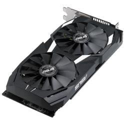 Видеокарта ASUS Radeon RX 580 1340Mhz PCI-E 3.0 4096Mb 7000Mhz 256 bit DVI 2xHDMI HDCP Dual