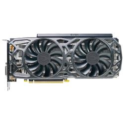 Видеокарта EVGA GeForce GTX 1080 Ti 1556Mhz PCI-E 3.0 11264Mb 11000Mhz 352 bit DVI HDMI HDCP SC Black Edition GAMING