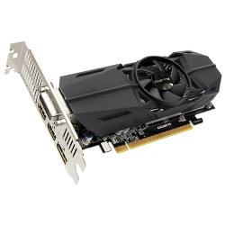 Видеокарта GIGABYTE GeForce GTX 1050 Ti OC Low Profile 4G (GV-N105TOC-4GL)