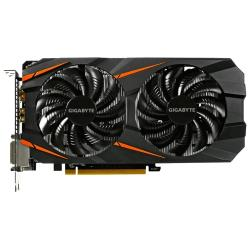 Видеокарта GIGABYTE GeForce GTX 1060 1531Mhz PCI-E 3.0 3072Mb 8008Mhz 192 bit 2xDVI HDMI HDCP Windforce