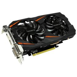 Видеокарта GIGABYTE GeForce GTX 1060 1531Mhz PCI-E 3.0 6144Mb 8008Mhz 192 bit 2xDVI HDMI HDCP Windforce