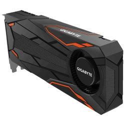 Видеокарта GIGABYTE GeForce GTX 1080 1632Mhz PCI-E 3.0 8192Mb 10010Mhz 256 bit DVI HDMI HDCP Turbo OC