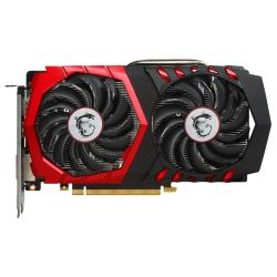 Видеокарта MSI GeForce GTX 1050 Ti 1379Mhz PCI-E 3.0 4096Mb 7108Mhz 128 bit DVI HDMI HDCP GAMING X