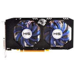 Видеокарта HIS Radeon RX 470 926MHz PCI-E 3.0 4096MB 7000MHz 256 bit DVI HDMI HDCP