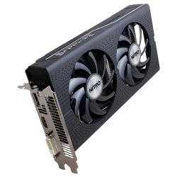 Видеокарта Sapphire Nitro Radeon RX 460 1175Mhz PCI-E 3.0 4096Mb 7000Mhz 128 bit DVI HDMI HDCP (11257-02)