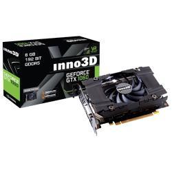Видеокарта Inno3D GeForce GTX 1060 1506Mhz PCI-E 3.0 6144Mb 8000Mhz 192 bit DVI HDMI HDCP