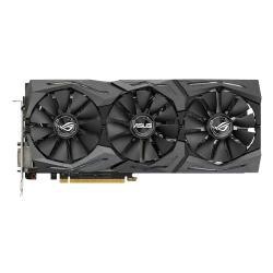 Видеокарта ASUS GeForce GTX 1070 1506MHz PCI-E 3.0 8192MB 8008MHz 256 bit DVI 2xHDMI HDCP Strix Gaming