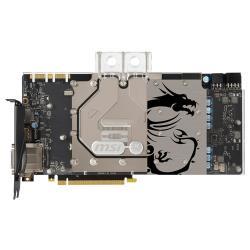 Видеокарта MSI GeForce GTX 1070 1607Mhz PCI-E 3.0 8192Mb 8108Mhz 256 bit DVI HDMI HDCP SEA HAWK EK X