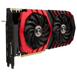 Видеокарта MSI GeForce GTX 1070 1607Mhz PCI-E 3.0 8192Mb 8108Mhz 256 bit DVI HDMI HDCP GAMING X