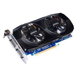 Видеокарта GIGABYTE GeForce GTX 460 715Mhz PCI-E 2.0 1024Mb 3600Mhz 256 bit 2xDVI Mini-HDMI HDCP