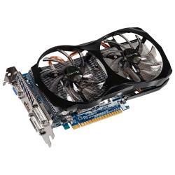 Видеокарта GIGABYTE GeForce GTX 650 Ti 1032MHz PCI-E 3.0 2048MB 5400MHz 128 bit 2xDVI HDMI HDCP (rev. 1.0)