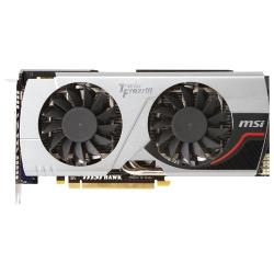 Видеокарта MSI GeForce GTX 560 Ti 950Mhz PCI-E 2.0 1024Mb 4200Mhz 256 bit 2xDVI Mini-HDMI HDCP Hawk