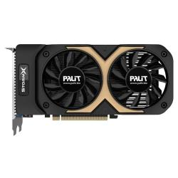 Видеокарта Palit GeForce GTX 750 Ti 1202Mhz PCI-E 3.0 2048Mb 6008Mhz 128 bit DVI Mini-HDMI HDCP