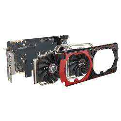 Видеокарта MSI GeForce GTX 980 1216Mhz PCI-E 3.0 4096Mb 7010Mhz 256 bit DVI HDMI HDCP