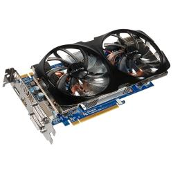 Видеокарта GIGABYTE GeForce GTX 660 Ti 1032Mhz PCI-E 3.0 2048Mb 6008Mhz 192 bit 2xDVI HDMI HDCP