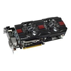 Видеокарта ASUS Radeon HD 7870 1000Mhz PCI-E 3.0 2048Mb 4800Mhz 256 bit 2xDVI HDMI HDCP
