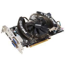Видеокарта MSI Radeon HD 6850 860Mhz PCI-E 2.1 1024Mb 4400Mhz 256 bit 2xDVI HDMI HDCP