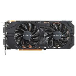 Видеокарта GIGABYTE GeForce GTX 960 1127Mhz PCI-E 3.0 4096Mb 7010Mhz 128 bit 2xDVI HDMI HDCP WINDFORCE