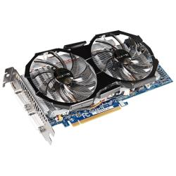 Видеокарта GIGABYTE GeForce GTX 560 900Mhz PCI-E 2.0 1024Mb 4008Mhz 256 bit 2xDVI Mini-HDMI HDCP