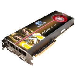 Видеокарта Sapphire Radeon HD 5970 725Mhz PCI-E 2.1 2048Mb 4000Mhz 512 bit 2xDVI HDCP