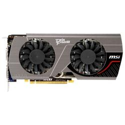 Видеокарта MSI GeForce GTX 560 Ti 448 750Mhz PCI-E 2.0 1280Mb 3900Mhz 320 bit 2xDVI Mini-HDMI HDCP