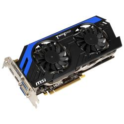 Видеокарта MSI GeForce GTX 670 915Mhz PCI-E 3.0 2048Mb 6008Mhz 256 bit 2xDVI HDMI HDCP Power Edition