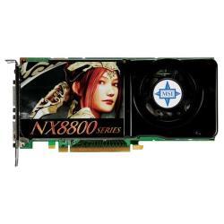 Видеокарта MSI GeForce 8800 GTS 650Mhz PCI-E 2.0 512Mb 1944Mhz 256 bit 2xDVI TV HDCP YPrPb